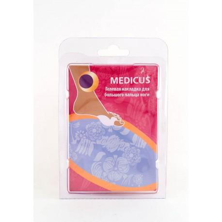 MEDICUS фиксатор для коррекции деформированного большого пальца стопы Valgus Pro
