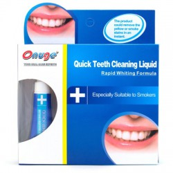 Onuge Quick Teeth Cleaning Liquid