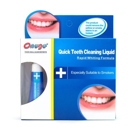 Onuge Quick Teeth Cleaning Liquid