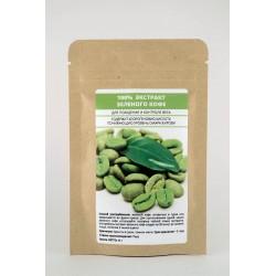 100% Экстракт зеленого кофе в пакете