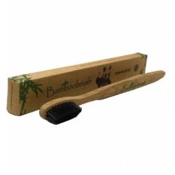 Зубная щетка Bamboobrush из бамбука (средней жесткости)