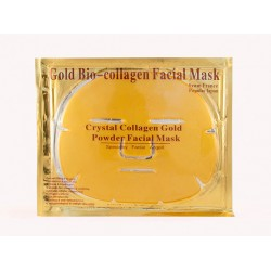Золотая маска для лица с коллагеном Gold Bio-collagen Facial Mask