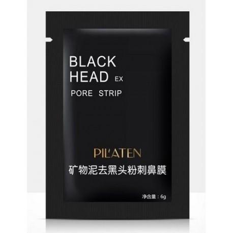 Черная маска Pilaten в мини-упаковке, 6 гр