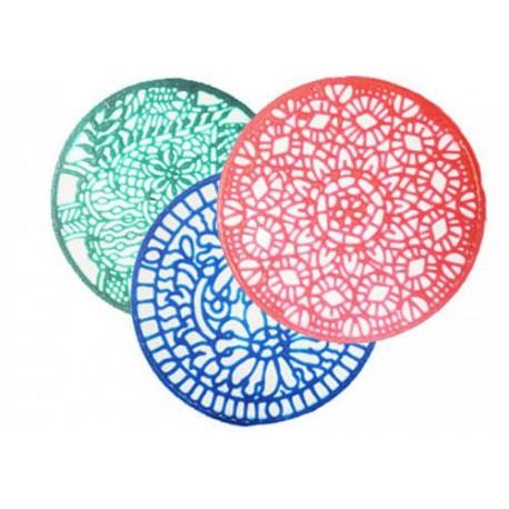 Трафареты для мехенди (мандала)
