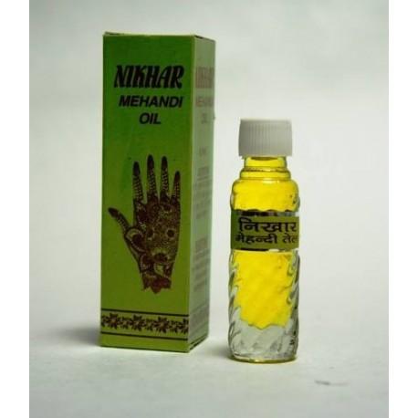 Масло для мехенди Nikhar, 6 мл