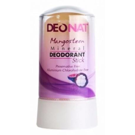Природный дезодорант DEONAT Кристалл с экстрактом мангостина