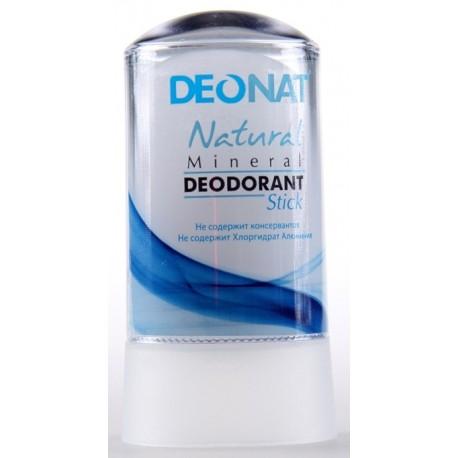 Природный дезодорант DEONAT Кристалл