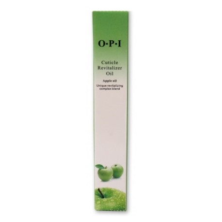 Масло для кутикулы OPI в карандаше с ароматом яблока