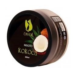 Натуральное масло кокоса, 200 мл.