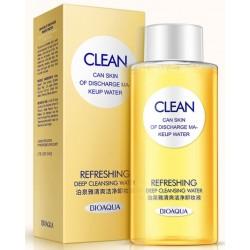 Средство для очищения кожи и удаления макияжа и Clean Bioaqua, 150 мл.