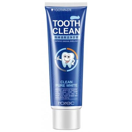 Отбеливающая зубная паста Rorec Tooth Clean со вкусом мяты